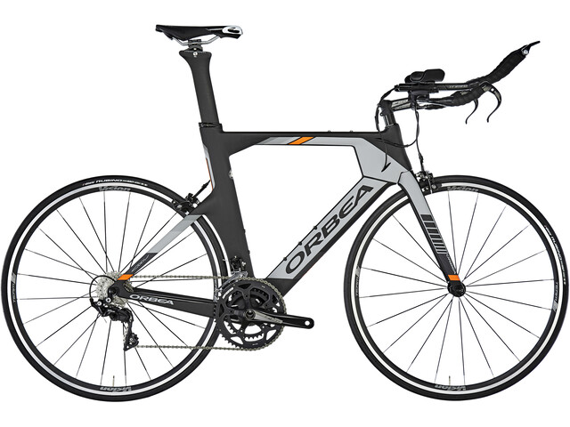 ORBEA Ordu M30 black/grey/orange